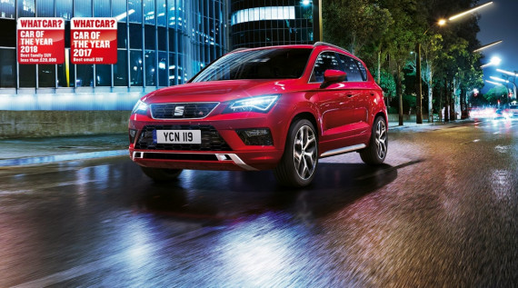 New SEAT Arona and Ateca Extra savings and Low Cost Finance Offers Image 1