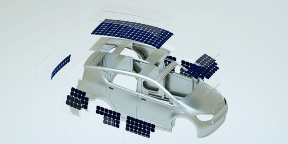 New Sion Electric Car Charges for Free via Solar Panels Image 2