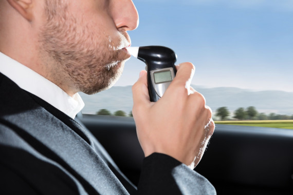 Cars with Breathalyser Ignition Lock Cannot Be Started by Drunks Image 0