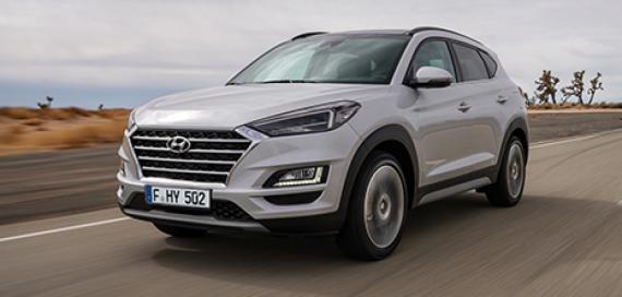 Hyundai Try & Buy Event £1,000 Savings in 2018 Image 3