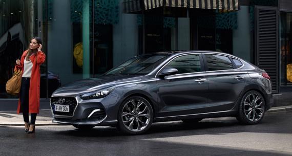 Hyundai Try & Buy Event £1,000 Savings in 2018 Image 4
