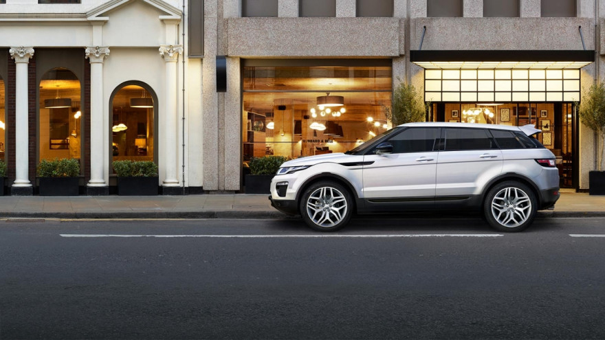 The Range Rover Evoque Is Now Available with a £3,500 Deposit Contribution
