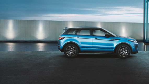 The Range Rover Evoque Is Now Available with a £3,500 Deposit Contribution  Image 0