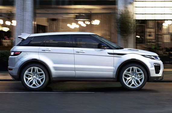 The Range Rover Evoque Is Now Available with a £3,500 Deposit Contribution  Image 1