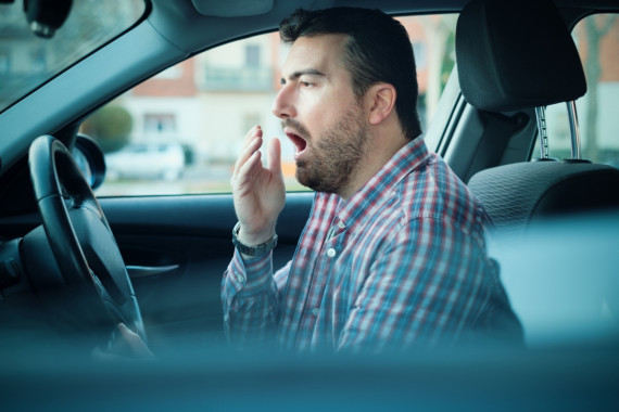 New Blood Test Detects Drowsy Drivers Image 0