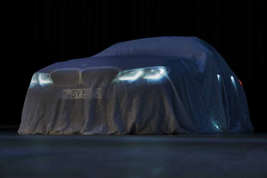 BMW Look Set to Steal the Limelight in Paris