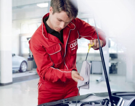 Audi Price Match Promise for Service, Maintenance, Repair & Tyres