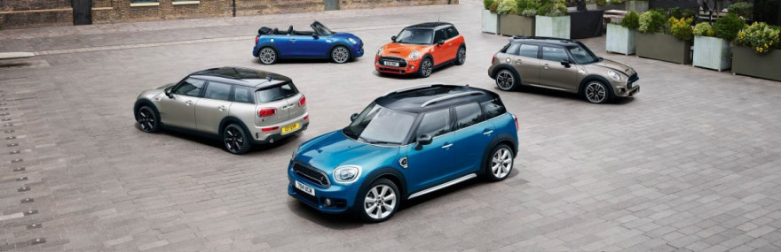 Whether You're Looking For City Thrills or a Big Adventure, There's a MINI to Suit You
