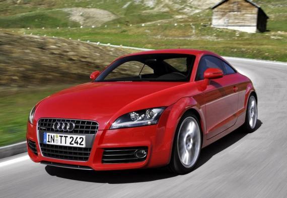 Twenty Years Young - The Audi TT Image 0