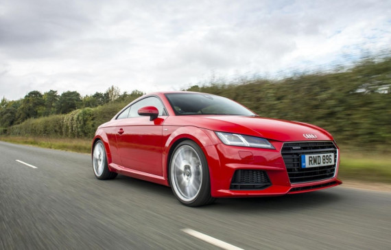 Twenty Years Young - The Audi TT Image 1