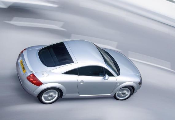 Twenty Years Young - The Audi TT Image 2