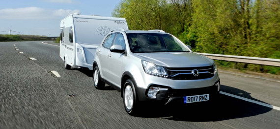 New SsangYong 0% APR and Zero Deposit Finance for 2018 Image 0