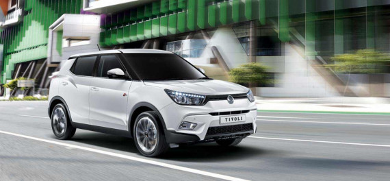 New SsangYong 0% APR and Zero Deposit Finance for 2018 Image 1