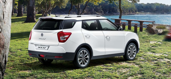 New SsangYong 0% APR and Zero Deposit Finance for 2018 Image 2