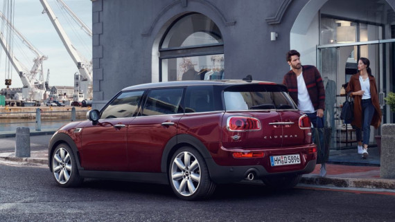 Whether You're Looking For City Thrills or a Big Adventure, There's a MINI to Suit You Image 8