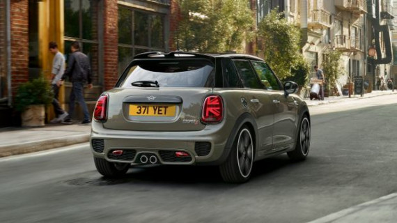 Whether You're Looking For City Thrills or a Big Adventure, There's a MINI to Suit You Image 0