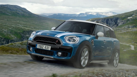 Whether You're Looking For City Thrills or a Big Adventure, There's a MINI to Suit You Image 1