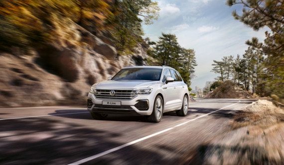 Explore The Volkswagen SUV Range Image 0