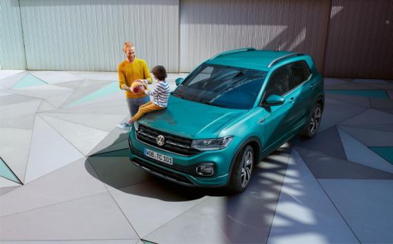 Explore The Volkswagen SUV Range Image 1