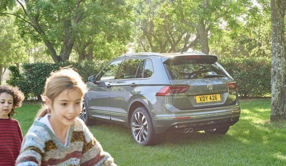 Explore The Volkswagen SUV Range Image 2