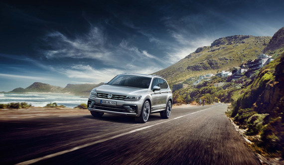 Explore The Volkswagen SUV Range Image 3