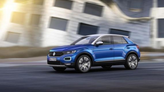 Explore The Volkswagen SUV Range Image 4