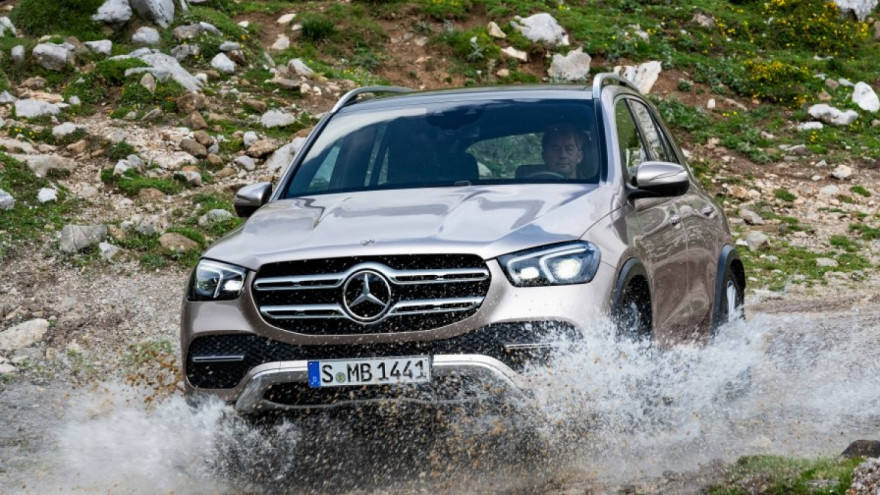 The New 2019 Mercedes-Benz GLE Revealed