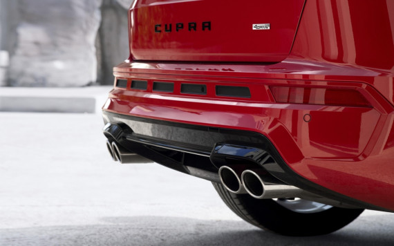 The Brand New CUPRA Ateca Is Now Open for Ordering Image 0