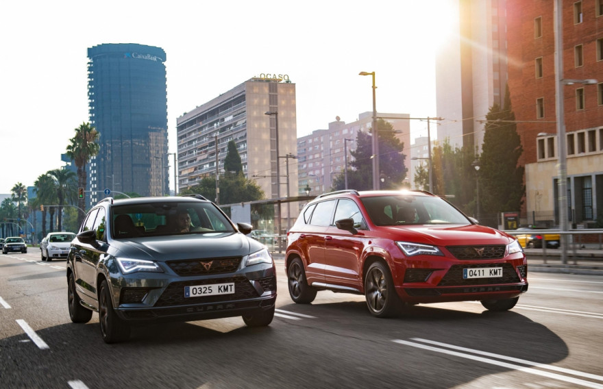 The Brand New CUPRA Ateca Is Now Open for Ordering