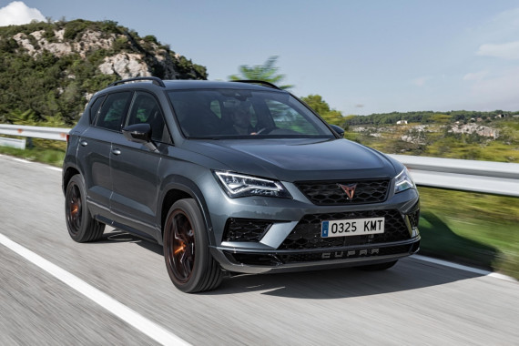 The Brand New CUPRA Ateca Is Now Open for Ordering Image 1