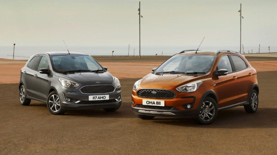 The Ford KA+ Is Now Available from £99 per Month with 0% APR