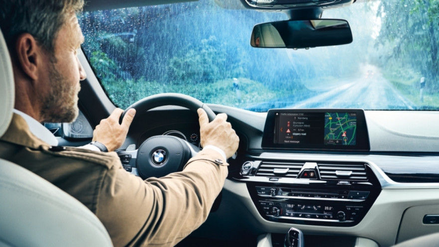 BMW Real Time Traffic Info for £1 on Black Friday