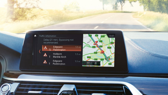 BMW Real Time Traffic Info for £1 on Black Friday Image 0