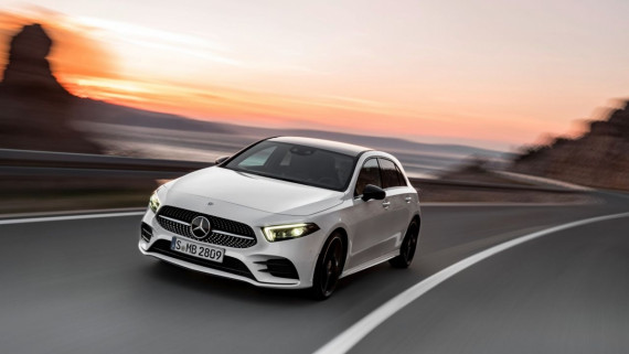 Mercedes-Benz A-Class 48 Hour Test Drive Now available Image 0