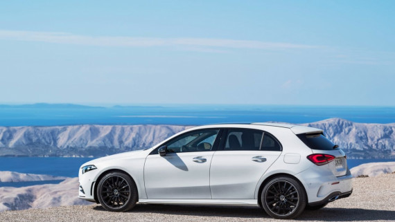 Mercedes-Benz A-Class 48 Hour Test Drive Now available Image 1