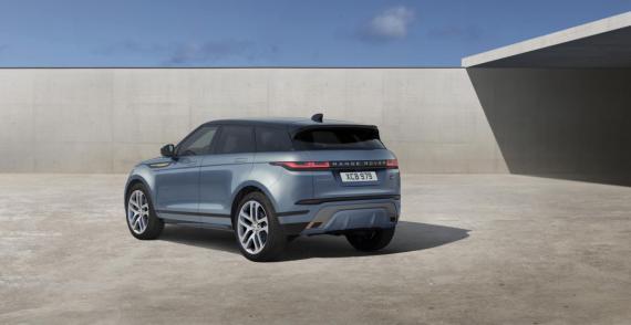 The New 2019 Range Rover Evoque Revealed Image 3