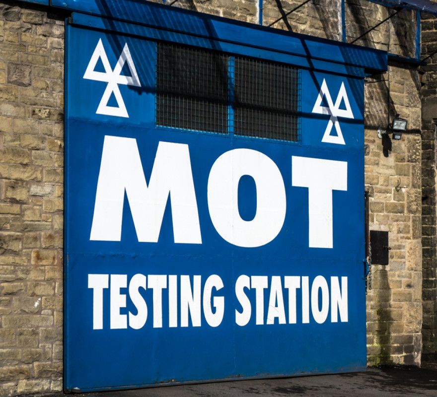 Stricter MOT Test Fails More Than Double the Number of Vehicles