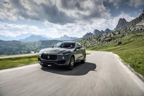 Explore the new Maserati Levante and Ghibli Image 1