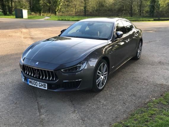 Explore the new Maserati Levante and Ghibli Image 2