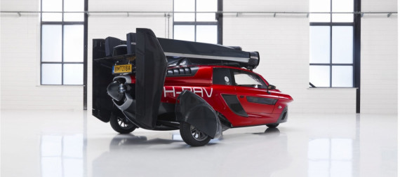 A Flying Car - The Coolest Gadget This Christmas? Image 4