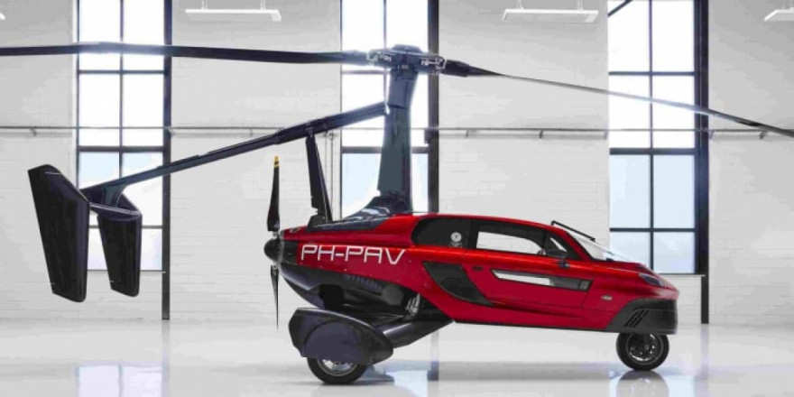 A Flying Car - The Coolest Gadget This Christmas?