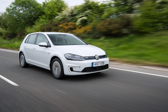 The Volkswagen e-Golf Explained Image 0