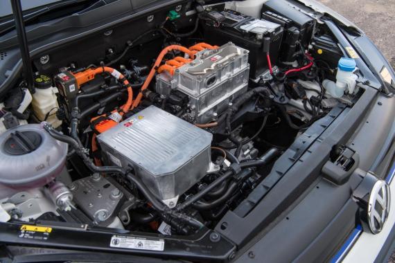 The Volkswagen e-Golf Explained Image 1