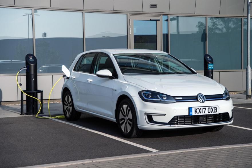 The Volkswagen e-Golf Explained