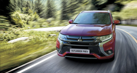 Looking for a Used SUV? Why Not Consider a Mitsubishi Outlander PHEV?