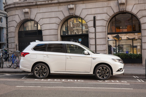 Looking for a Used SUV? Why Not Consider a Mitsubishi Outlander PHEV? Image 1