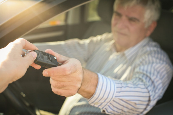 Older Drivers vs Younger Drivers - Which Is a Greater Risk? Image 0