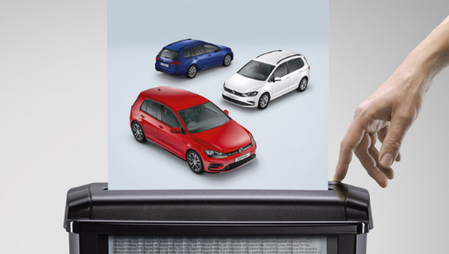 Explore the 2019 Volkswagen Golf and the Golf Range Event
