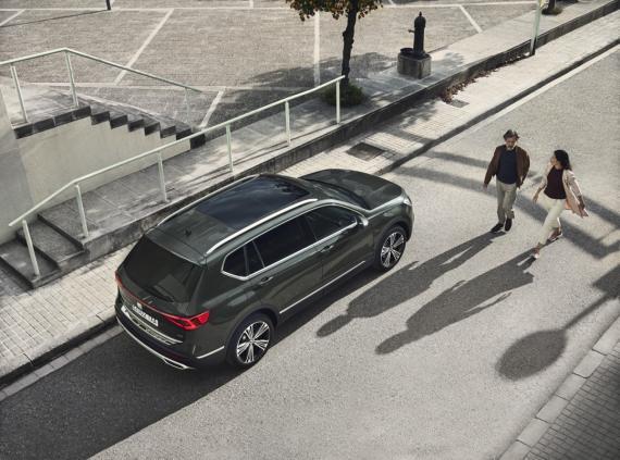 Meet the new SEAT Tarraco Image 3