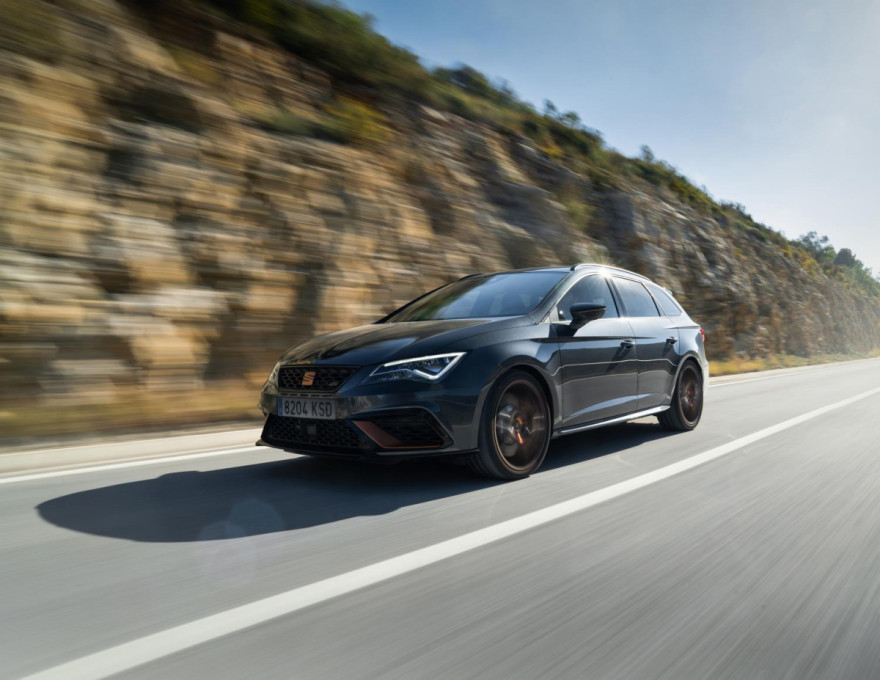 SEAT Announce The Launch of the Fastest Ever Leon